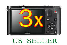 3x Clear LCD Screen Protector Guard Cover Shield Film For Samsung NX1000