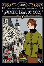 Extraordinarias Aventuras Adele Blanc-Sec 3. ENVÍO URGENTE (ESPAÑA)