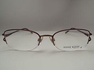 Anne Klein AK-9062 size 51-18-135 Eyeglasses Women's