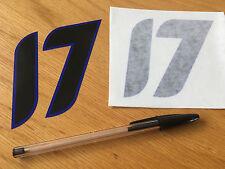 John McPhee Race Number 17 (2017) Pair
