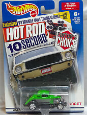 Hot Wheels Editors Choice 34 Ford 3 Window Coupe 2000