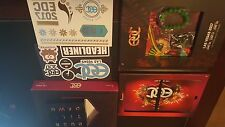 2017 Electric Daisy Carnival EDC Las Vegas Collector's Box w/Goodies-No tickets