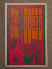 The Doors - Original 1967 Poster- Jim Morrison