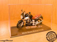 MOTO GUZZI BREVA V1100 V-1100 2004 1/24 MINT!!!