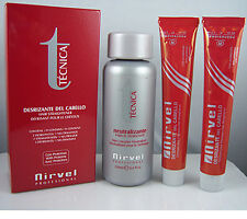 Nirvel Professional Chemical Hair Straightener Set
