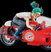 MegaHouse DESKTOP REAL McCOY Dragon Ball Z Bulma Red Motor PVC Figure