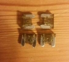 4 micro mini fusibles 7.5A 7,5 Amp auto moto car automobile voiture 11x10 mm