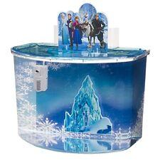 Girls princess aquarium kids frozen fish tank collectible elsa snow castle kit