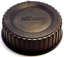Nikon F Lens Rear Cap for F AF-D AF-S lenses (modern design)