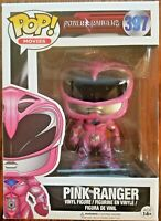 Funko Pop Movies Collectible vinyl Figurine Pink Ranger from The Power Rangers