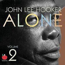 ~BACK ART MISSING~ John Lee Hooker CD Alone 2