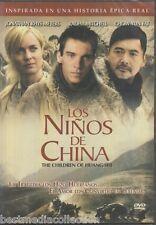 SEALED - Los Ninos De La China - The Children Of Huang Shi DVD NEW Nueva SEALED