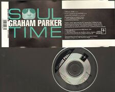 GRAHAM PARKER Soul Time 3 track CDSI LIVE White Honey My Love's Strong Soultime