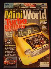 Mini World - Miniworld  # Summer 2008 - Turbo Technics wide boy