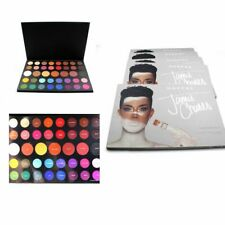 Morphe X James Charles Inner Artist 39 Pressed Eye Shadow Palette Make-Up Gift