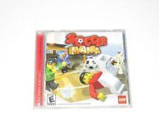 LEGO Soccer Mania PC Game 2002