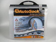 Genuine Autosock 699 High Performance Snow Socks Winter Traction Aid
