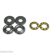 Gartt 500 Main Blade Grip Thrust Bearing 5*12*4mm for Trex 500 Helicopter