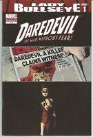 Daredevil #111 : 1st Appearance Lady Bullseye : Rare 2nd Print Variant Cover