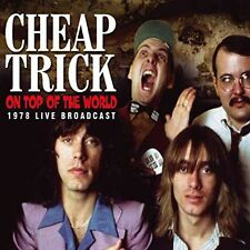 Cheap Trick - On Top of the World [New CD]