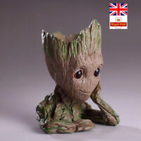 Baby Tree Man Pen Pot Marvel Flowerpot Model Toy Christmas Gifts Kids Home Decor