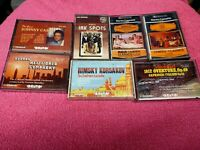 Job Lot 7 x Music Cassette Tapes Johnny Cash Ink Spots Dvorak Tchaikovsky Dukas