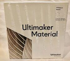 1785 Ultimaker Material 3D Printing Filament PP Material Natural  2.85 mm 500 gr