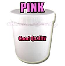 Gel colorato rosa effetto french per manicure e pedicure