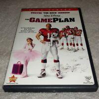 The Game Plan DVD THE ROCK DWAYNE JOHNSON