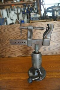 Wilton No.301 Pow R Arm Fast On Off Action Mechanical Work Positioner, Vintage
