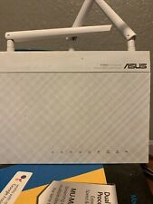 ASUS RT-N66W 450 Mbps 4-Port 10/100 Wireless N Router Used Great Condition