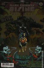 Dark Knights Rising The Wild Hunt #1 NM 2018 Stock Image