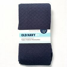 Old Navy Size Small/Medium Tights Navy Blue