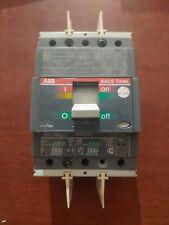 Abb Sace Tmax T2H 100 3-Pole Circuit Breaker 100Amp
