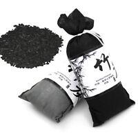 1 bolsa Ambientador carbón activado de bambú Desodorante hogar automóvil 70G