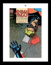 Brian Bolland Animal Man #51 Rare Production Art Cover