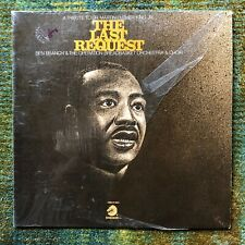 The Last Request/Tribute to MLK Jr./Ben Branch & the Operation Breadbasket Orch!