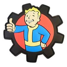 fallout pipboy pip boy vault tec PVC 3D rubber XBOX PS4 morale hook patch