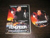 Avenger DVD Steven Seagal