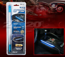 """9"""" BLUE NEON INTERIOR LIGHT DASH CONSOLE FOR 300 CHALLENGER CHARGER RAM DART"""