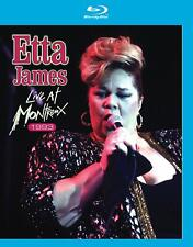 Etta James: Live at Montreux - 1993 [Blu-ray]