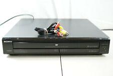 Sony Dvp-Nc85H Dvd Cd Changer Player 5 Disc Hdmi 720p 1080i