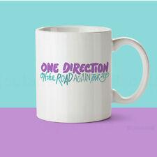 One Direction Tour 2015 Ceramic Coffee Mug 11oz | USA Free Expedited Shipping