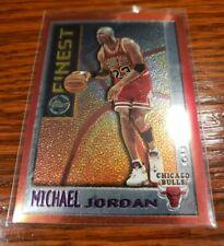Michael Jordan 1995-96 Topps Mystery Finest #M1 NM-MT Bordered