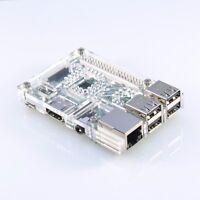 Clear Acrylic Case for Raspberry Pi 3 Model B & B+ VaultPi
