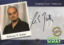 CSI Las Vegas 2: b11 Anthoney E. Zuiker (producer) Autograph