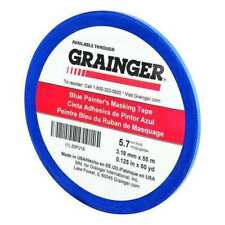 20PJ18 Painters Masking Tape, 60 yd.x1/8 in, Blue