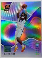 2018-19 Panini Status Purple Deandre Ayton #152, Rookie RC, Phoenix Suns