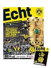 Programmheft # 127 - BVB 09 Dortmund / SV Werder Bremen ~ Gameday Magazine