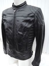 MATCHLESS X-RELOADED black Leder Jacke schwarz NEU & ETIKETT